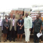 Ghana: Vodafone Ghana Foundation comes to the rescue of flood victims