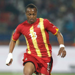 Ayew has been named the BBC'S African Footballer of the year for 2011