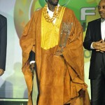 Yaya Toure crowned the 2011 African Footballer of the year