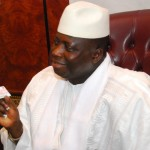 Gambia will never be an enemy to US say Jammeh