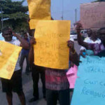 Premise for protests over withdrawal of fuel subsidy in Nigeria