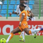 Drogba gets Elephants off to solid start