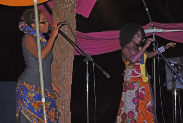 Nyaradzo and Chiwoniso also partnered during an event to mark the beginning of Women's History Month on February 29