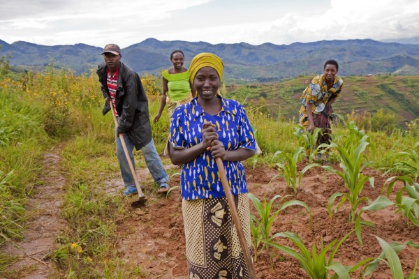 Rwanda - Support Project for the Strategic Plan for the Transfor