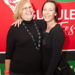 Marilyn Cooper, CEO of Cape Wine Academy and Sharon Cooper, Account Manager at Hot Salsa Media