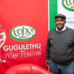 Mzoli Ngcawuzele- festival co-founder, owner of Mzoli's Place and business mogul