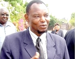 Judge Amir Manento-chairperson of the Tanzania's Commission for Human Rights and Good Governance (CHRAGG).