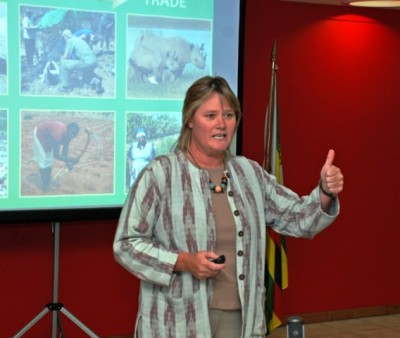 Charlene Hewat - Executive Director of Environment Africa