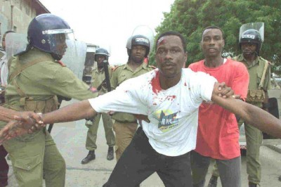 Police brutality, still a challenge to Tanzania