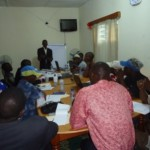 LIBERIA: WASH Journalists End Capacity Training