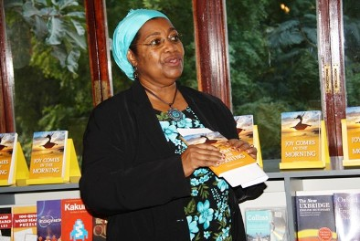 Dr Fatma Mrisho the Executive Director of the Tanzania Commission for Aids (TACAIDS).