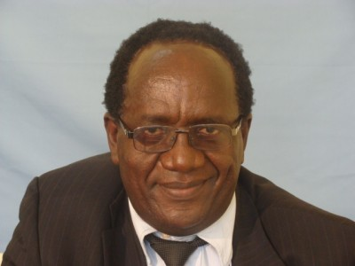 Dr William Mgimwa, Minister for Finance Tanzania