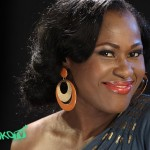 US: iROKOtv in New York with Nollywood superstar, Uche Jombo
