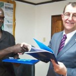 LIBERIA: FDA, FAO Sign Technical Cooperation