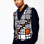 Designer: TeKay Designs. Website: www.tk-designs.com  Photographer: Joe Jackson. Model: Glenn-Anthony Whorton.