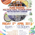 Fundraising Multi Cultural Fashion Show for Northampton Mayors charities
