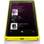 Mary Remmy launches Exclusive New iROKOtv App on Nokia Lumia Competition to win Nokia Asha phones