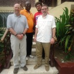LIBERIA: ECC Bishop pays first visit to Liberia
