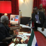 President Koroma Assures Amnesty International, Lauds WAMA