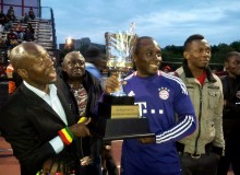 Ghana beat Senegal 1-0 to win AACB 2013 Championship