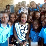 Miss Sierra Leone USA, Ruby Johnson heads back to Freetown for Mining Internship