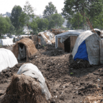 DRC multiple displacements making people more vulnerable