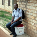 Teacher Belvien brings good education to Congo and UK