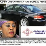 Nigeria: $1.6mil BMW- Coscharis the Big Criminal and the Tokunbo Car Ban