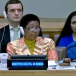 Sierra Leone partakes in UN high-level panel on the advancement of Women