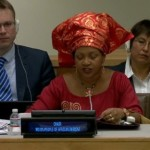 UN discussion on racism, racial discrimination….