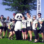 WWF Ride for Nature team conquers the Momentum 94.7 Cycle Challenge
