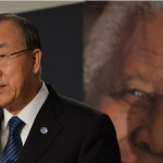 UN chief in South Africa to attend memorial service for Nelson Mandela