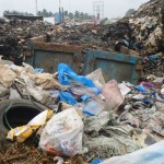 LIBERIA: Garbage Vs Festive Season – as dirt swallows red light commercial district