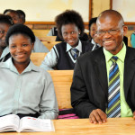 Transnet Foundation donates R250 000 in desks to school in Khuma