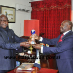 Nigeria: Award of distinction given to President Ernest Bai Koroma