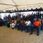 LIBERIA: WASH Consortium breaks ground for EU Water Facility Project
