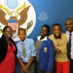 U.S. invites three Zimbabwean teenagers to leadership program
