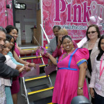 SouthAfrica: PinkDrive launches mobile clinic in the form of a 14 ton truck