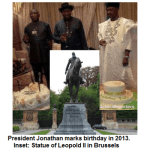 Opinion: President Jonathan was not drunk again in Brussels, or was he?