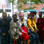 New Yorkers Rally to urge Nigerian Government to rescue abducted girls