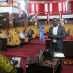 Liberia: WaterAid addresses Senate on behalf of Int'l Organizations