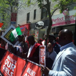 US: Protesters petition UN Security Council, US Secretary of State….