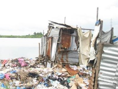LIBERIA: Sanitation crisis hits slipway
