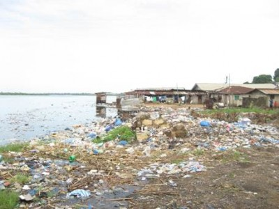 Poor sanitary condition in Slipway, as garbage takes over community and Du River