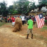 LIBERIA: Higher Ground Int'l Dedicates Modern Latrine in Arthington