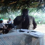 LIBERIA: LWI Declares 6 Communities Open Defecation Free