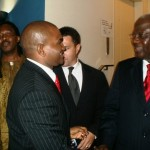 President Koroma meets with APC/North America Chapter executives