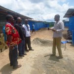 LIBERIA: LDS Erects Ebola Case Management Center at Phebe Hospital