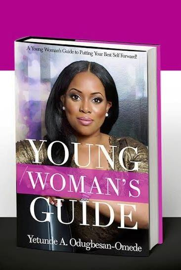 Book Cover - A Young Woman's Guide to Putting Your Best Self Forward
