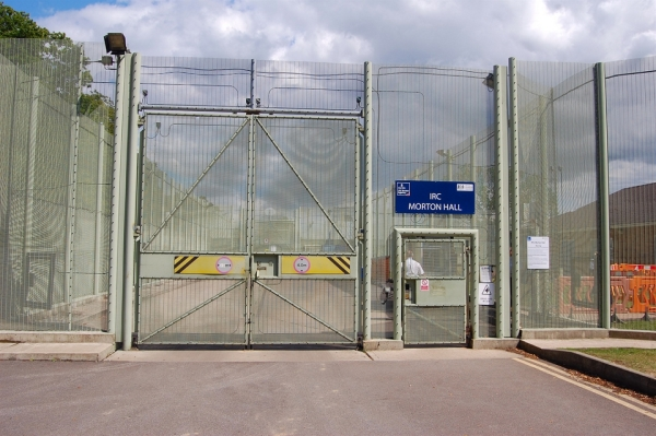 A British prison (stock image)  © UK Home Office